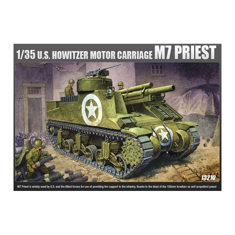 ACA-13210 ACADEMY 13210 1/35 M7 Priest.