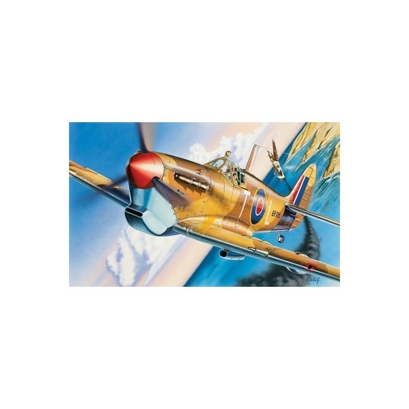 ITA-0001 ITALERI 0001 1/72 SPITFIRE MK.VB