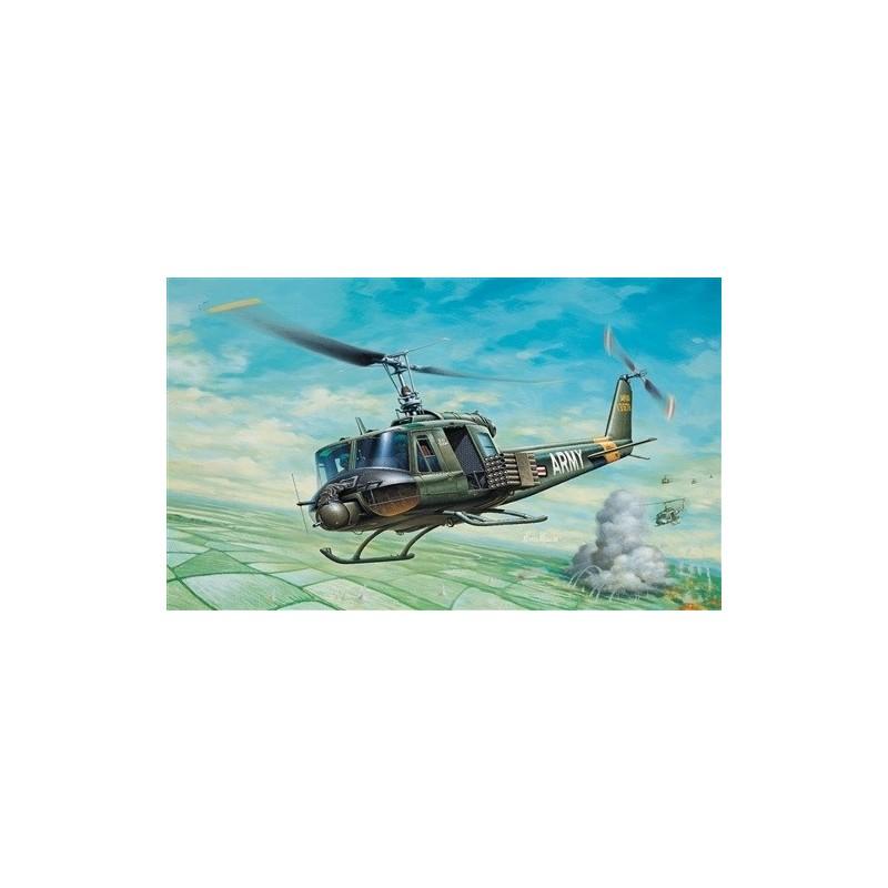 ITA-0040 ITALERI 0040 1/72 HELICOPTERO UH-1B HUEY