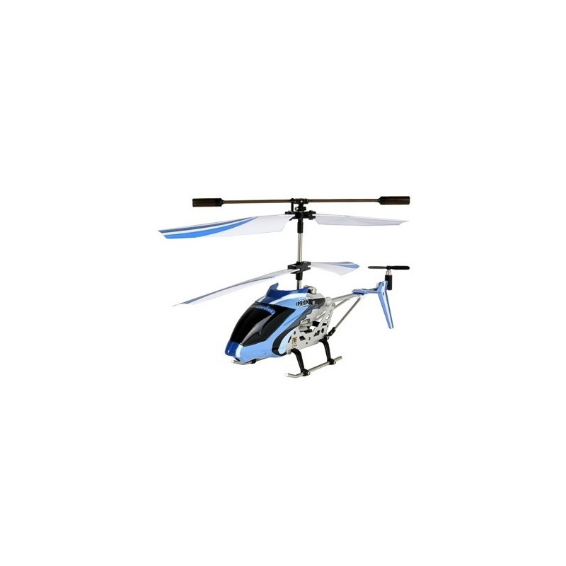 REV-24084 MICROHELICOPTERO PRION 2.4 GHZ RTF con luces. 3 canales.Long: 185 mm.