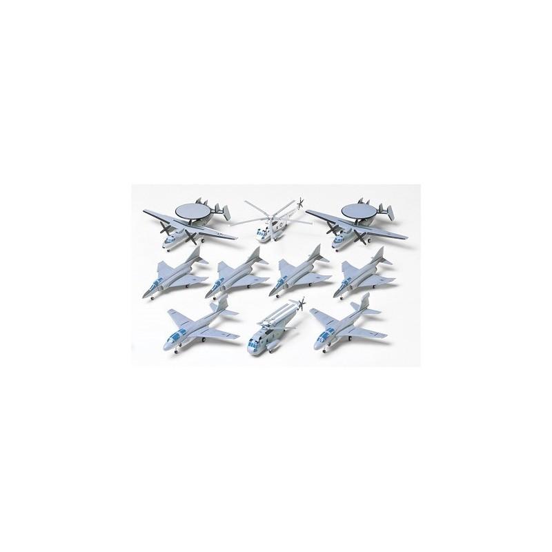 TAM-78006 TAMIYA 78006 1/350 AVIONES PORTAAVIONES EEUU 1