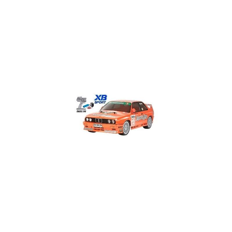 TAM-46618 1/10 XBS BMW M3 SPORT EVO JAGERMEISTER (TT-01ES)