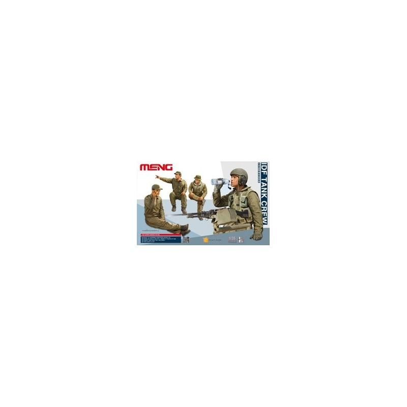 MENG-HS002 1/35 IDF Tank Crew 013028