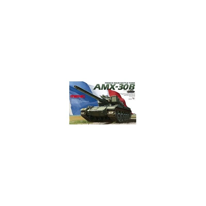 MENG-TS-003 1/35 French AMX-30B 013009+fotograbados