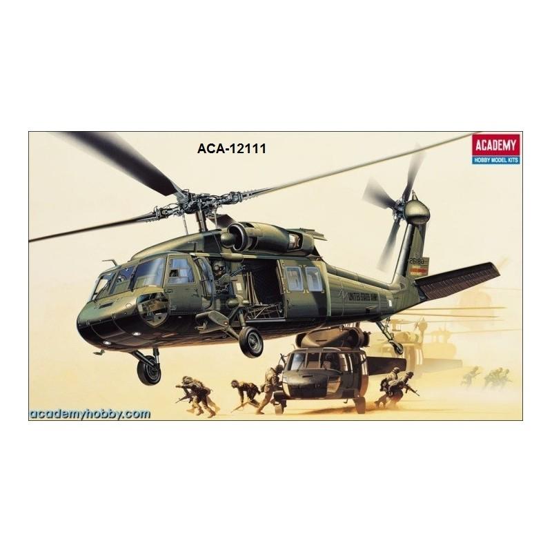 ACA-12111 academy 12111 1/35 UH-60L BLACK HAWK (2192)