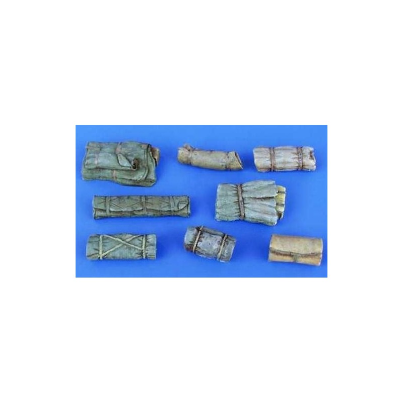 PL-076 1/35 Bags for tanks and cars