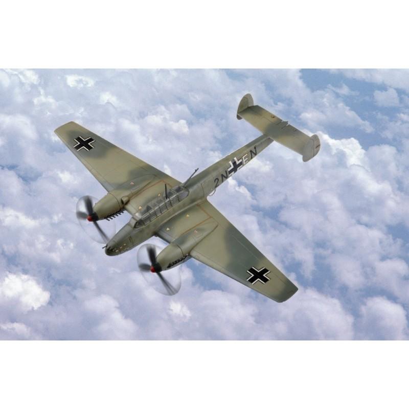 HB-80292 1/72 HOBBY BOSS Messerschmitt Bf110 Fighter