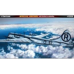 ACA-12528 ACADEMY 12528 1/72 B-29A ENOLA GAY  BOCKS CAR