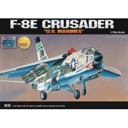 ACA-12440 ACADEMY 12440 1/72 F-8E CRUSADER (1615)