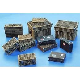 PL-113 1/35 Plusmodel 113 set valigie
