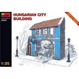 1/35 HUNGARIAN CITY BUILD