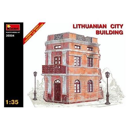 1/35 LITHUAINAN CITY BUIL