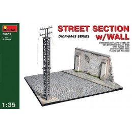 1/35 STREET SECTION W/WAL