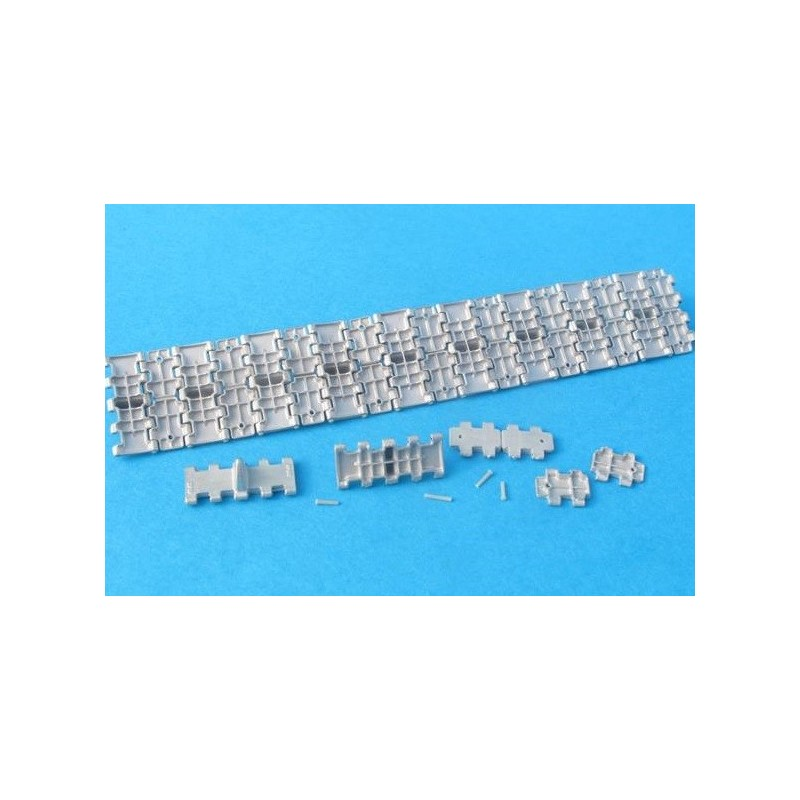 MTL-35024 MASTERCLUB 35024 1/35 Workable Metal Tracks for T-30 / T-40 / T-60 / T-70 / Su-76