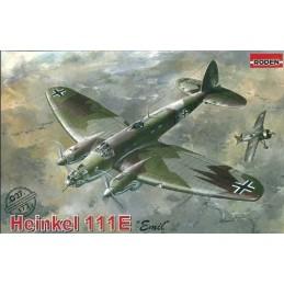 ROD-027 roden 027 1/72 HEINKEL HE-111 E. calcas españolas