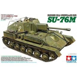 TAM-35348 TAMIYA 35348 1/35 RS Carro SU-76M