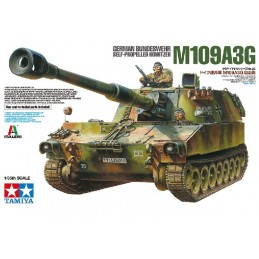 TAM-37022 Tamiya 37022 1/35 M109A3G