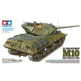 TAMIYA 35350 1/35  U.S. M-10
