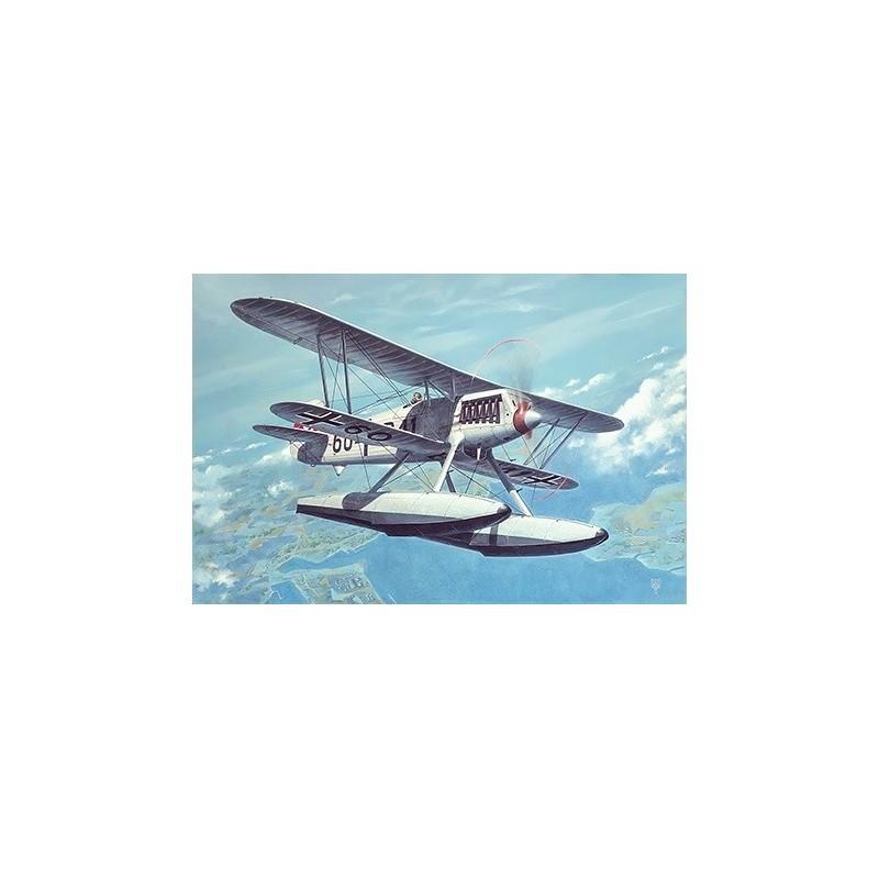 ROD-453 RODEN 453 1/48 Heinkel He51 B.2