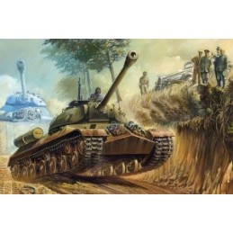 RODEN 701 1/72 IS-3 SOVIE