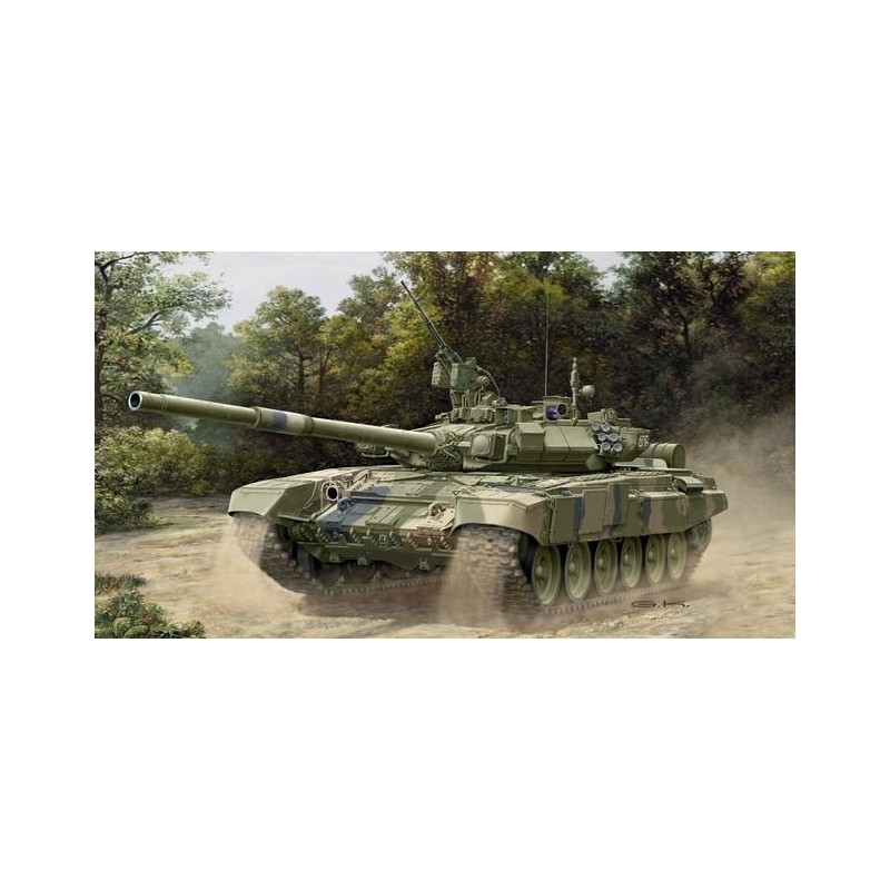 REV-03190 REVELL 03190 1/72 Russian Battle Tank T-90