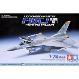 TAM-60786 Tamiya 60786 1/48 F-16CJ Block 50