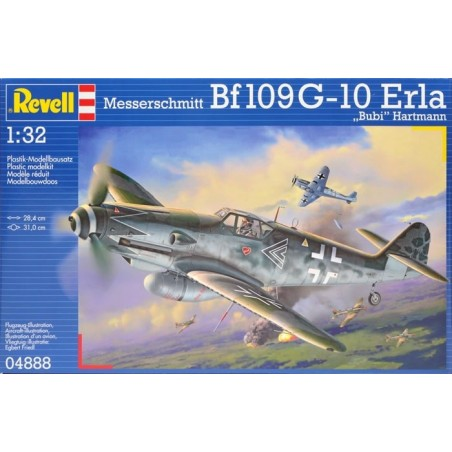REVELL 04888 1/32 MESSERS