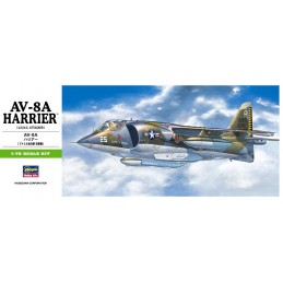 HA-00240 HASEGAWA 00240 1/72 AV-8A Harrier