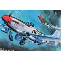 HA-08055 HASEWAGA 08055 1/32.P-51D MUSTANG