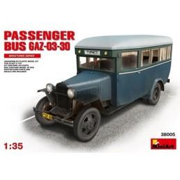 MA-38005 MiniArt 38005 1/35 Passanger Bus GAZ-03-30