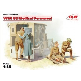 ICM 35694 1/35 WWI US MED