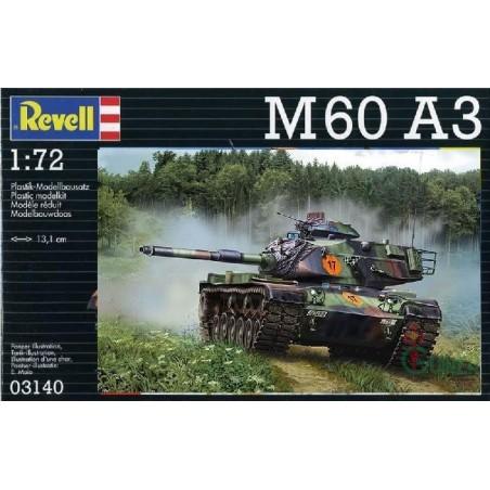 REV-03140 Revell 03140 1/72 M60 A3