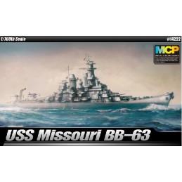 ACA-14222 ACADEMY 14222 1/700 USS MISSOURI BB-63 MCP
