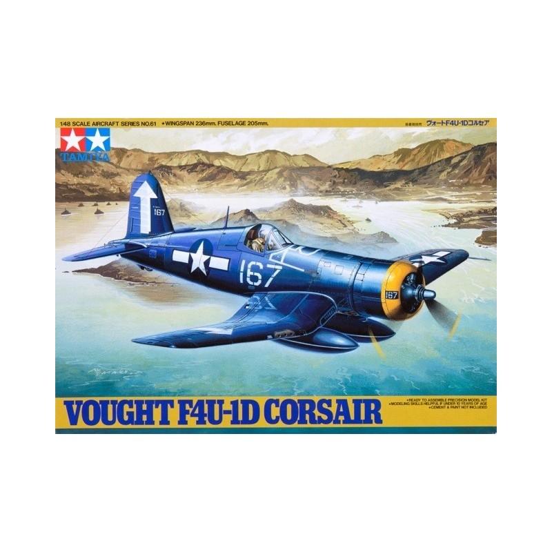 TAM-61061 Tamiya 61061 1/48 Vought F4U-1D Corsair
