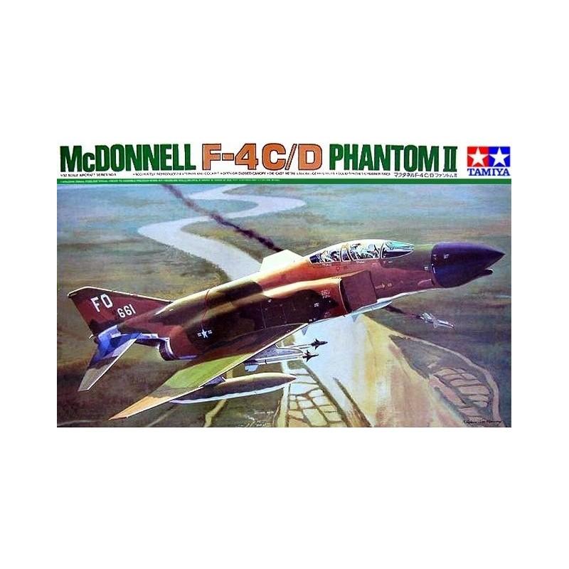 TAM-60305 Tamiya 60305 1/32 McDonnell F-4C/D Phantom II