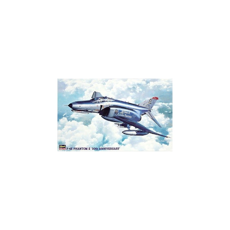 HA-07208 HASEWAGA 07208 1/48.F-4E PHANTOM II / ONE PIECE CANOPY INCLUDED