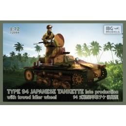 IBG 72044 1/72 TYPE 94 JA