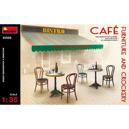 MINIART  1/35 35569 CAFÉ