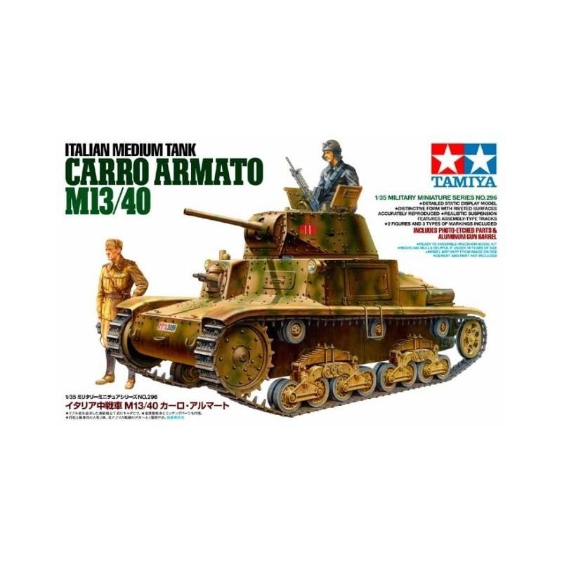 TAM-35296 TAMIYA 35296 1/35 Carro Armato M13/40