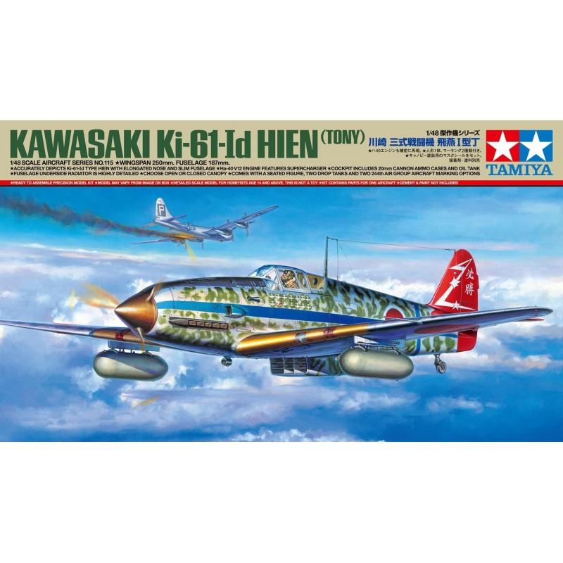 TAM-61115 Tamiya 61115 1/48 Kawasaki Ki-61-Id Hien