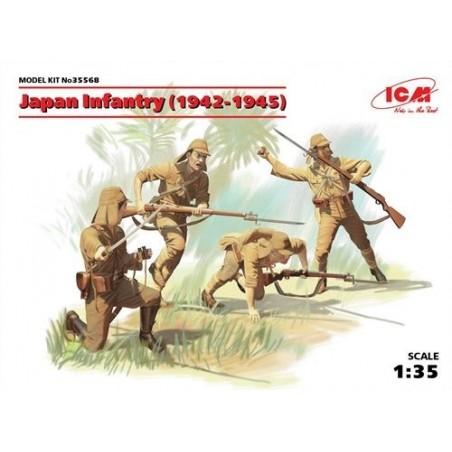 ICM 35568 JAPAN INFANTRY