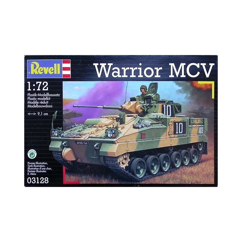 REV-03128 Revell 03128 1/72 Warrior MCV
