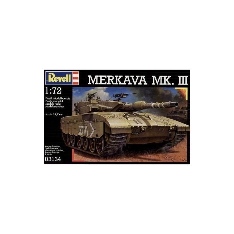 REV-03134 Revell 03134 1/72 MERKAVA Mk.III