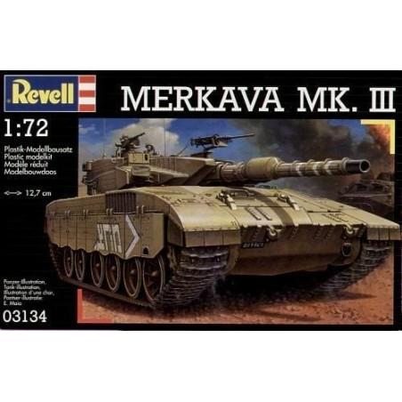 REVELL 03134 1/72 MERKAVA