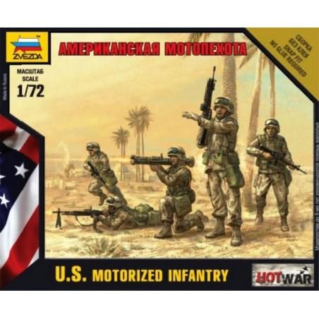ZVEZDA 7407 1/72 U.S. MOT