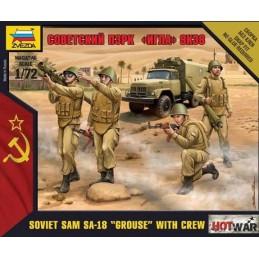 ZVEZDA 7412 1/72 SOVIET S