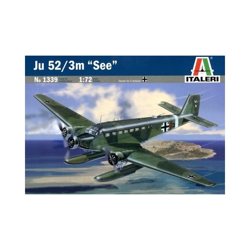 ITA-1339 Italeri 1339 1/72 Ju 52/3 m See