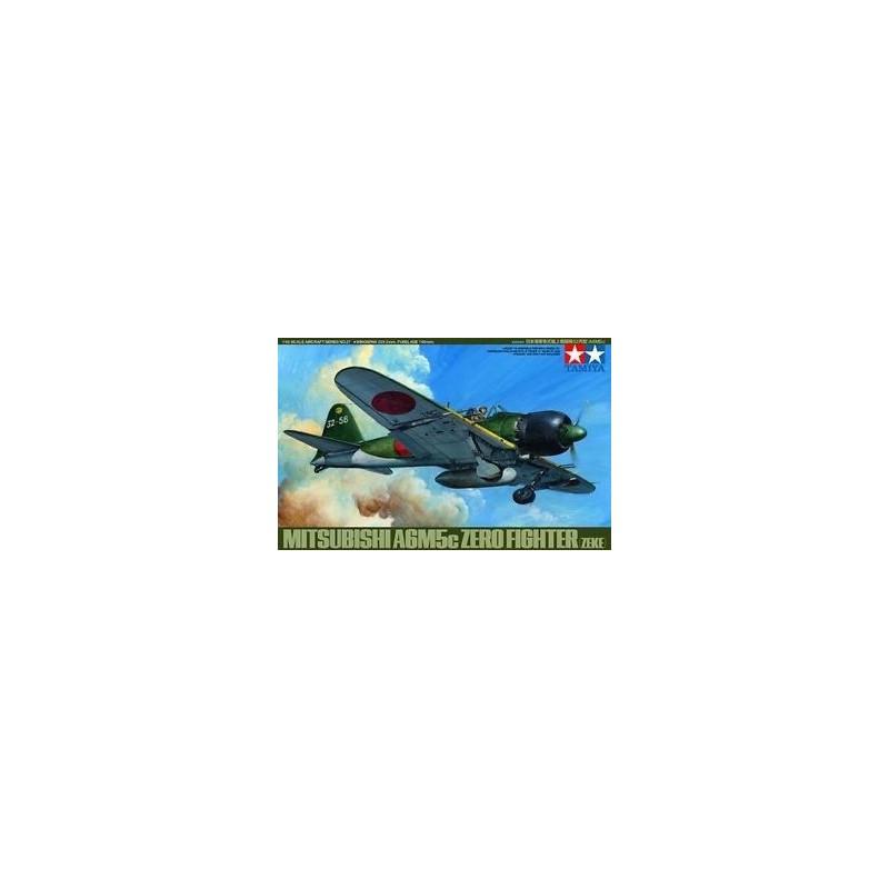 TAM-61027 Tamiya 61027 1/48 Mitsubishi A6M5C