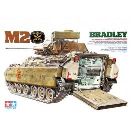 TAM-35132 Tamiya 35132 1/35 U.S M2 Bradley IFV