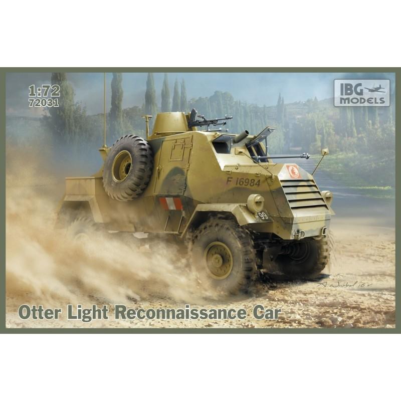 IBG-72031 IBG 72031 1/72 Otter Light Reconnaissance Car -